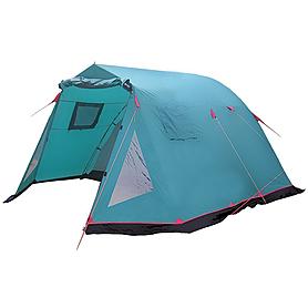 Палатка четырехместная Tramp Baltic Wave
