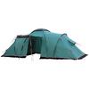 Палатка четырехместная Tramp Brest 4 зеленая - фото 1