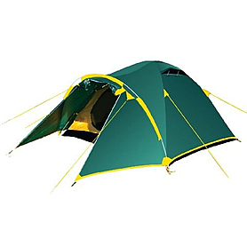 Фото 2 к товару Палатка трехместная Tramp Lair 3