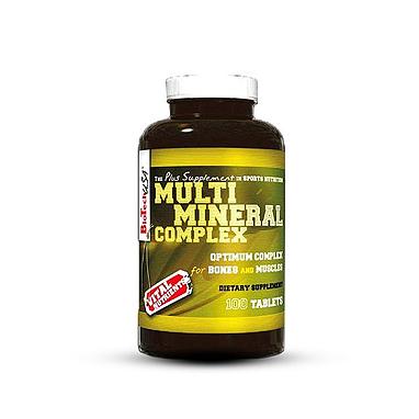 Комплекс минералов BioTech Multi mineral complex (100 капсул)