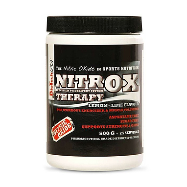 Стимулятор BioTech Nitrox Therapy (500 г)