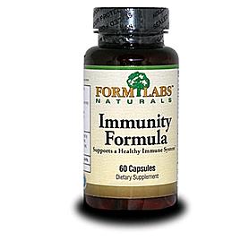 Имуностимулятор Form Labs Immunity formula, 60 капсул