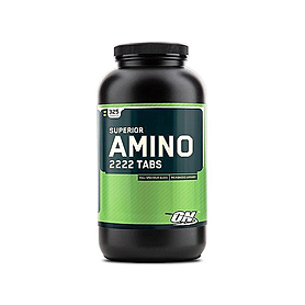 Аминокомплекс Optimum Nutrition Superior Amino 2222 (320 таблеток)