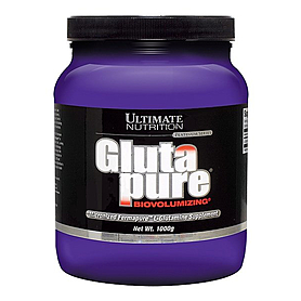 Фото 1 к товару Глютамин Ultimate Nutrition Glutapure (1000 г)