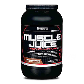 Гейнер Ultimate Nutrition Muscle Juice Revolution (2,12 кг)