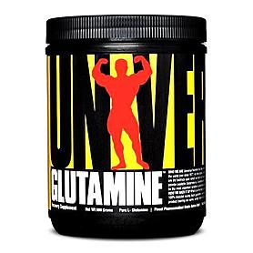 Фото 1 к товару Глютамин Universal Glutamine powder (300 г)