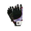 Перчатки спортивные женские Mad Max Nine-Eleven MFG 911 черно-красные - фото 2