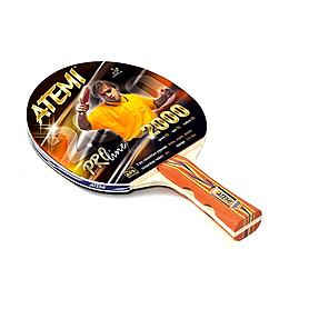 Фото 2 к товару Ракетка для настольного тенниса Atemi 2000C 5*