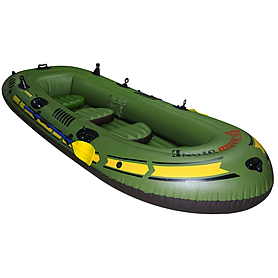 Фото 1 к товару Лодка надувная четырехместная Sainteve Castrol SY-C3005-5