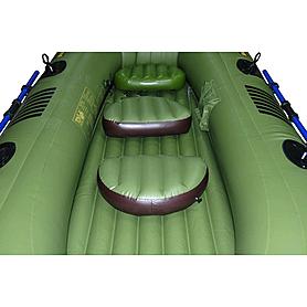 Фото 3 к товару Лодка надувная четырехместная Sainteve Castrol SY-C3005-5