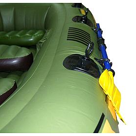 Фото 4 к товару Лодка надувная четырехместная Sainteve Castrol SY-C3005-5