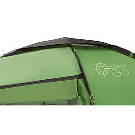 Фото 2 к товару Палатка пятиместная Easy Camp Eclipse 500 зеленая