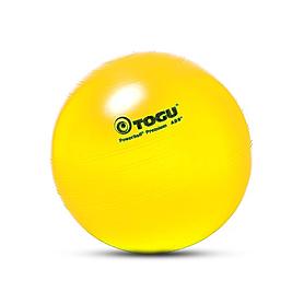 Мяч гимнастический (фитбол) 85 см Togu Pushball ABS желтый