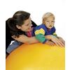 Мяч гимнастический (фитбол) 85 см Togu Pushball ABS желтый - фото 2