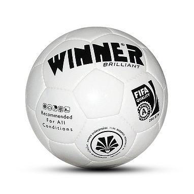 Мяч волейбольный профессиональный Winner Super Soft VC-5 белый