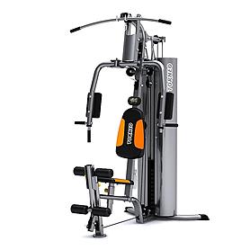 Силовой тренажер  (фитнес-станция) со встроенными весами Torneo Ares