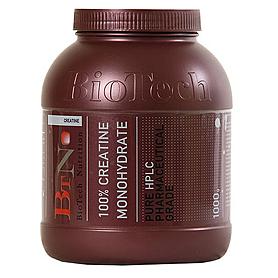 Фото 1 к товару Креатин BioTech 100% Creatine Monohydrate (500 г)