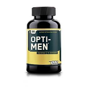 Фото 1 к товару Комплекс витаминов и минералов Optimum Nutrition Opti-Men (90 таблеток) для мужчин