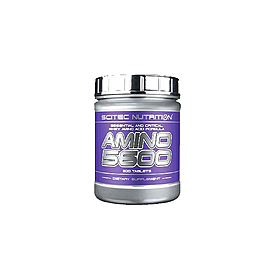 Фото 1 к товару Аминокомплекс Scitec Nutrition Amino 5600 (500 т)