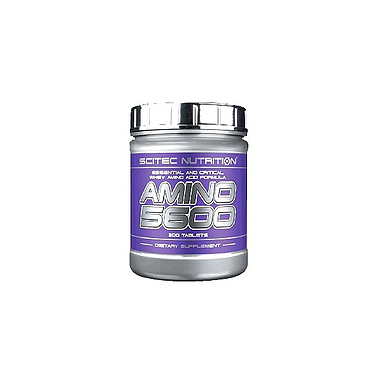 Аминокомплекс Scitec Nutrition Amino 5600 (500 т)