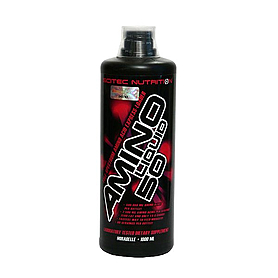 Аминокомплекс Scitec Nutrition Amino Liquid 50 (1000 мл) - вишня 46135-V