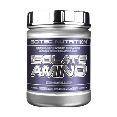 Аминокомплекс Scitec Nutrition Isolate Amino (500 капсул)