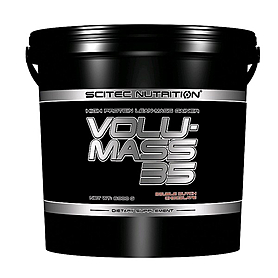 Фото 4 к товару Гейнер Scitec Nutrition Volumass 35 (6 кг)