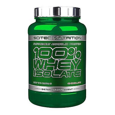 Протеин Scitec Nutrition 100% Whey Isolate (2000 г)