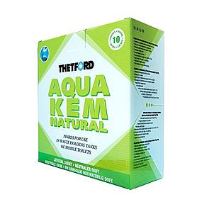 Фото 2 к товару Гранулы для биотуалета Thetford Aqua Kem Natural