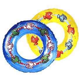 Фото 1 к товару Круг надувной детский Кемпинг JL046075 N (70х70 см)