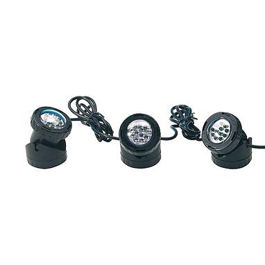 Комплект светодиодных светильников Heissner U135-Т цветной