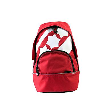 Рюкзак детский Rucanor Glaukos красный