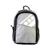 Рюкзак спортивный Rucanor Peleus серо-черный - фото 1