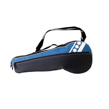 Сумка для теннисных ракеток Rucanor Stamatia сине-черная