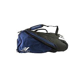 Сумка для теннисных ракеток Rucanor Aristidus сине-черная