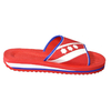 Тапочки женские Rucanor Saba 27170 красные - фото 1