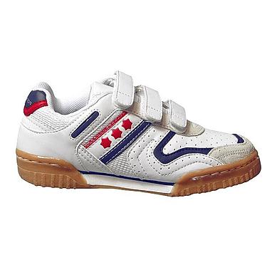 Кроссовки детские Rucanor Ruler-V 27414 бело-синие-красные