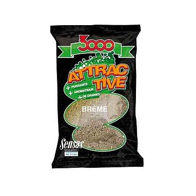Прикормка Sensas 3000 Bremes (1 кг)