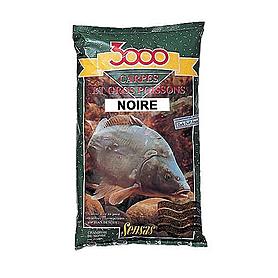 Прикормка Sensas 3000 Carp Black (1 кг)