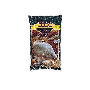 Прикормка Sensas 3000 Carp Yellow (1 кг)