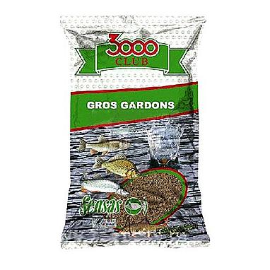 Прикормка Sensas 3000 Gros Gardons (1 кг)
