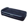 Кровать надувная Bestway со встроенным электронасосом (203x163x48 см) - фото 1