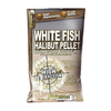 Бойлы Starbaits White Fish Halibut Pellets (20 мм, 1 кг) - фото 1