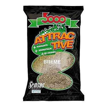 Прикормка Sensas 3000 Attractive Bream (1 кг)