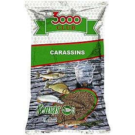 Фото 1 к товару Прикормка Sensas 3000 Club Carassins (1 кг)