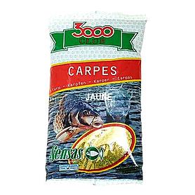 Фото 1 к товару Прикормка Sensas Club 3000 Carp b/f juane (1 кг)