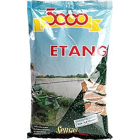 Фото 1 к товару Прикормка Sensas 3000 Etang natural