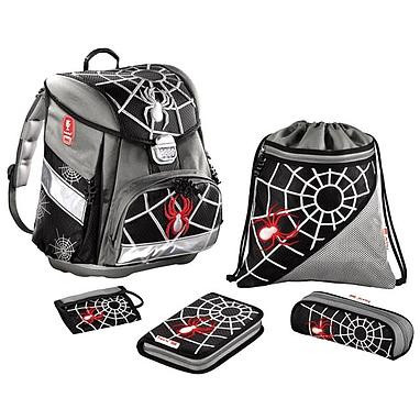 Набор школьный Hama Step by Step Black Spider 5 предметов (ортопедический)