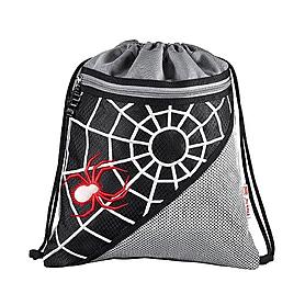 Фото 2 к товару Набор школьный Hama Step by Step Black Spider 5 предметов (ортопедический)