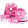 Набор школьный Hama Step by Step Pink Romance 5 предметов (ортопедический) - фото 1